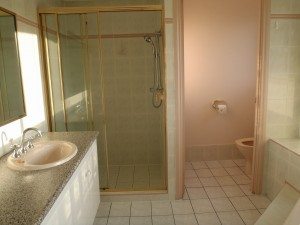 2階メインバスルーム3before