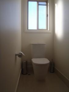 2階トイレ単発after